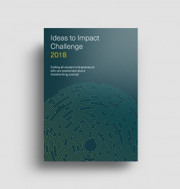 Ideas to Impact Challenge - Flyers