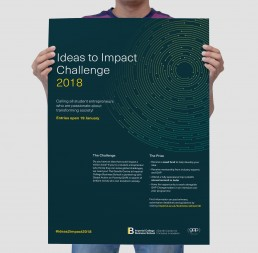 Ideas to Impact Challenge - Poster